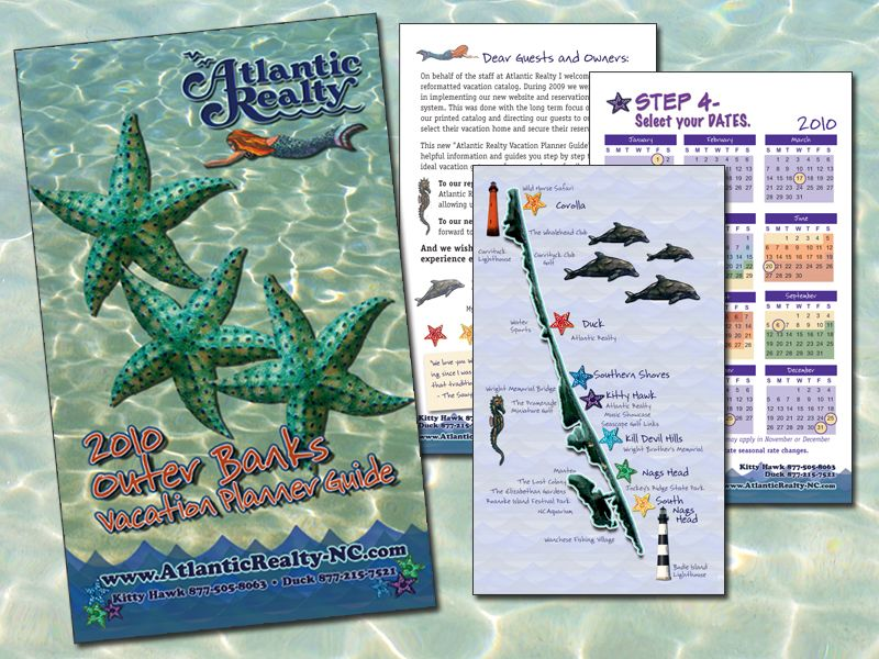 Atlantic Realty Vacation Rentals Planner Guide
