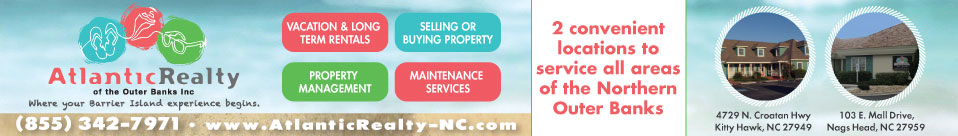 Atlantic Realty Travel Planner Banner Ad