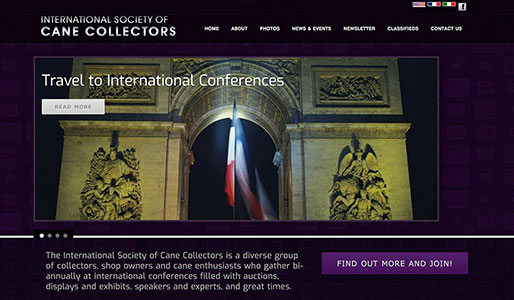 International Society of Cane Collectors