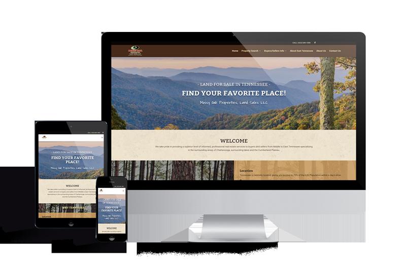 MOP Land Sales Website