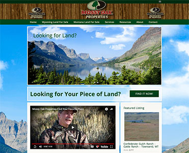 Mossy Oak Properties Wyoming Land Sales