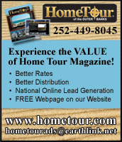 Home Tour of the Outer Banks Online Ad