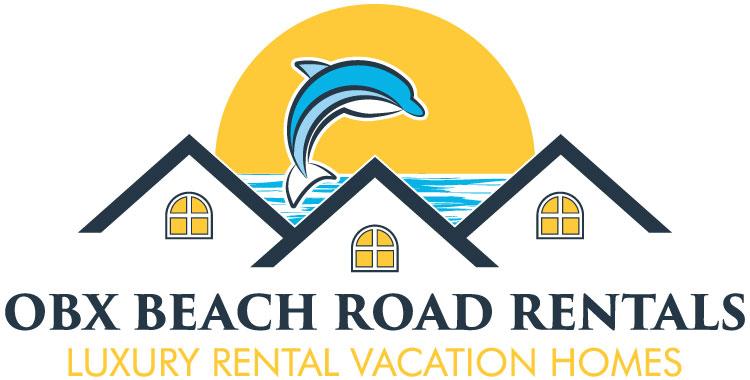 OBX Beach Road Rentals Logo