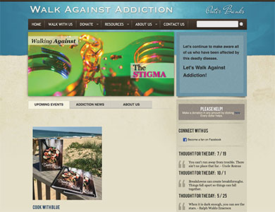 Walk Against Addiction