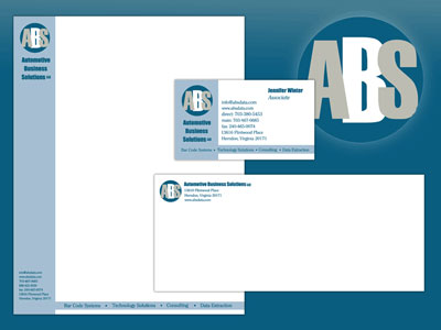 Automotive Business Solutions Stationery