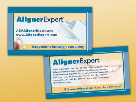 Aligner Expert Business Card