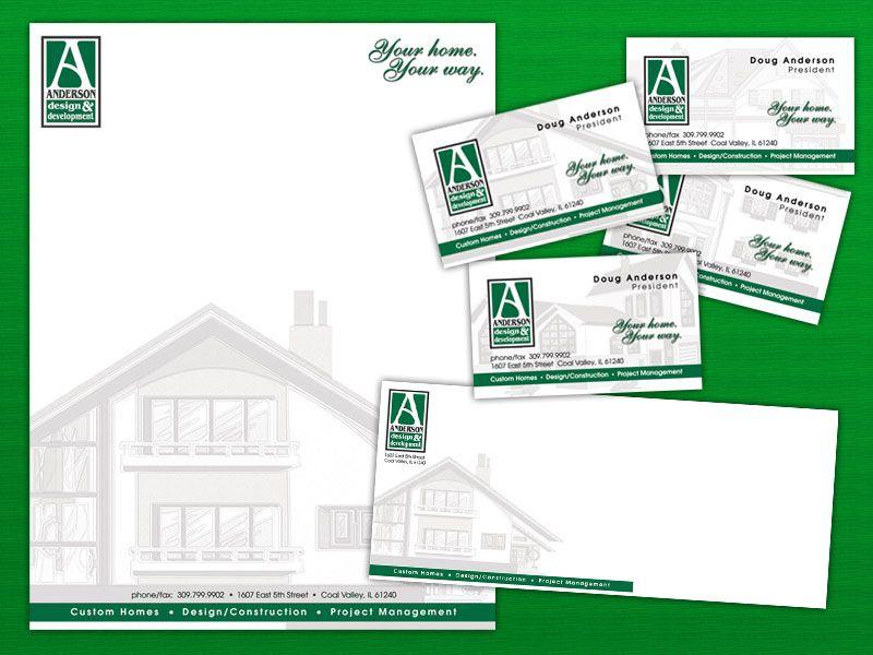 Anderson Design & Development Identity