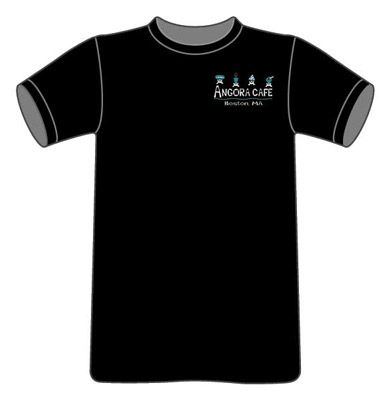 Staff T-shirts