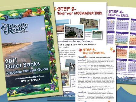 Atlantic Realty 2011 Vacation Rentals Planner Guide