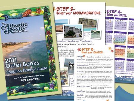 Atlantic Realty 2011 Vacation Rentals Planner Guide