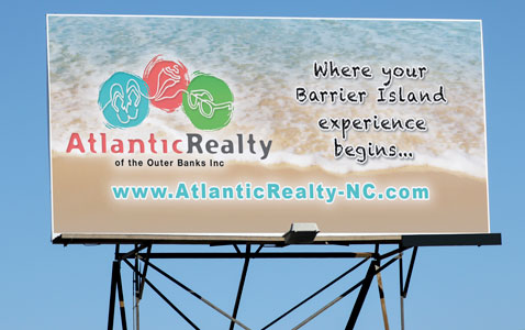 Atlantic Realty Billboard