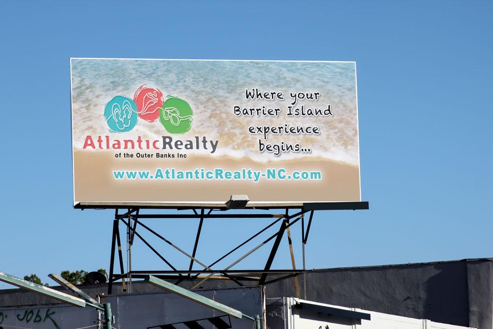 Atlantic Realty Billboard
