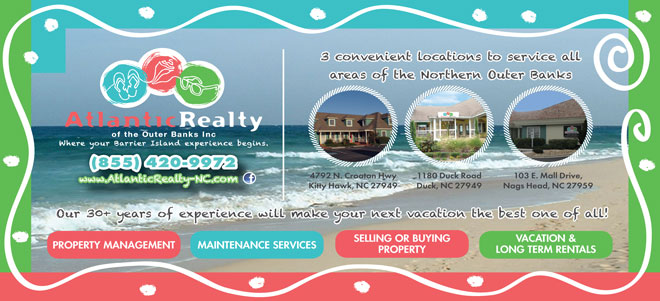 Atlantic Realty Guest Quest Magazine Ad