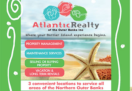 Atlantic Realty North Beach Sun Ad