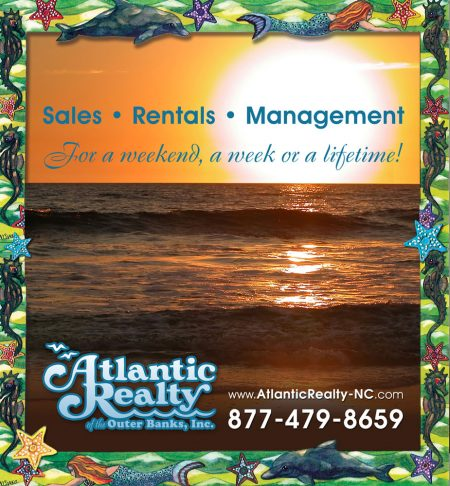 Atlantic Realty Sentinel Newspaper Ad