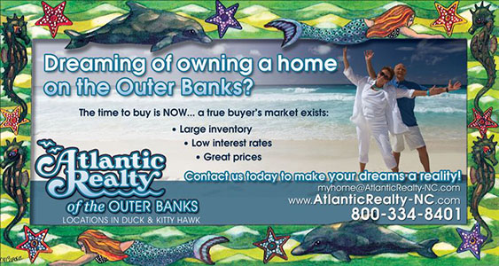Atlantic Realty Newspaper Ad