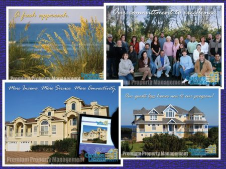 Carolina Designs 2009 Postcard Campaign