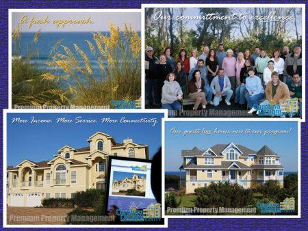 Carolina Designs 2009 Postcard Campaign