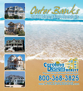 Carolina Designs 2010 Vacation Rental Catalog