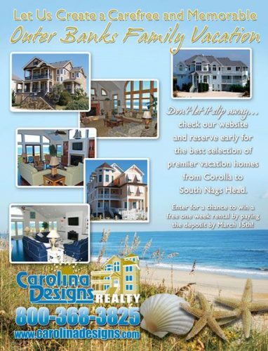Carolina Designs Richmond Magazine Ad