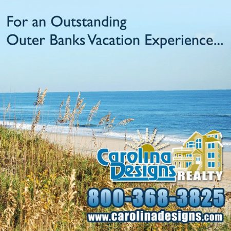 Carolina Designs Travel Guide Ad