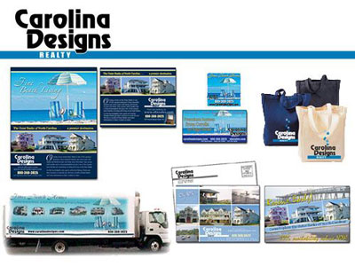 Carolina Designs Classic Branding