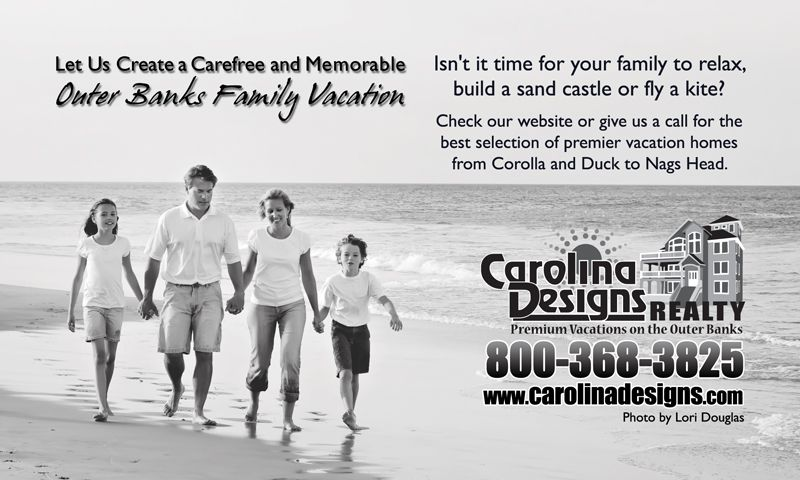 Carolina Designs Magazine Ad