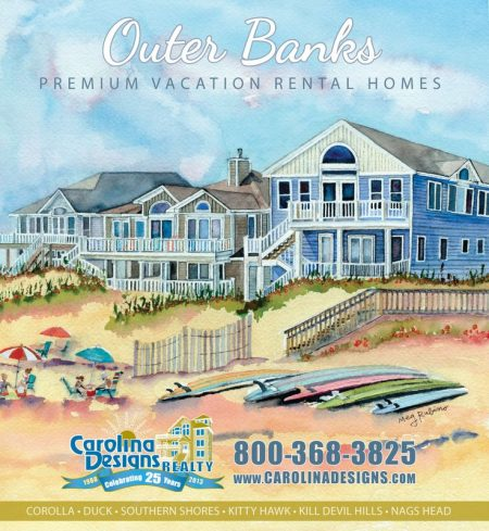 Carolina Designs 2013 Vacation Rental Catalog