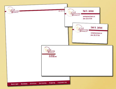 Civil Engineering Stationery