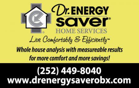 Dr. Energy Saver Phone Book Ad