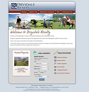 Drysdale Realty Website