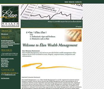 Élan Wealth Management