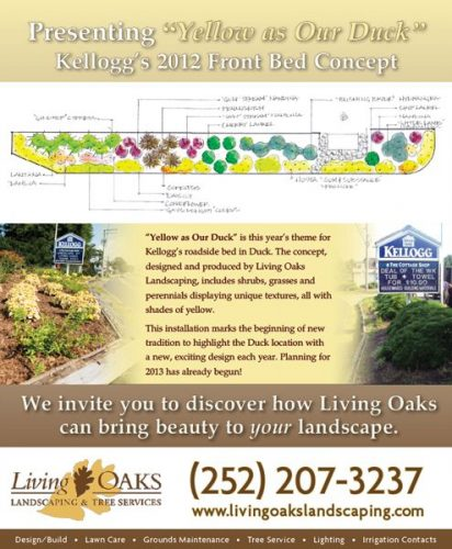 Living Oaks Email Newsletter