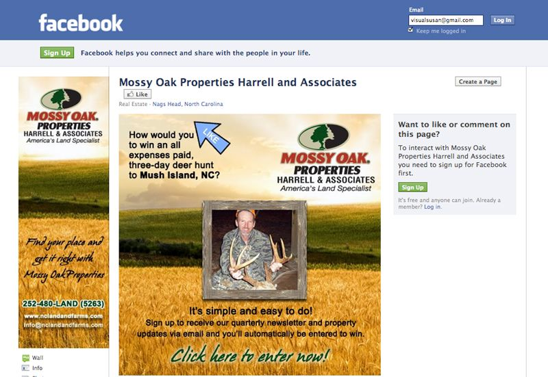 Mossy Oak Properties on Facebook