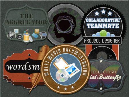 Seton Hall Achievement Badges