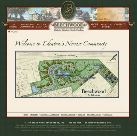 Beechwood Community Website