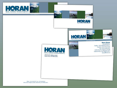 Horan Real Estate & Investments Stationery
