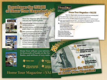 Home Tour Value Ad Campaign