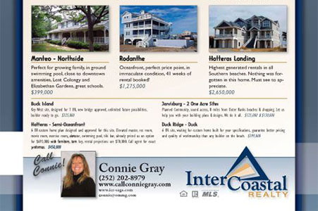 Connie Gray Ad