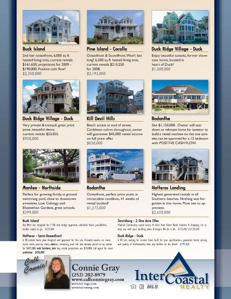 InterCoastal Realty Ad