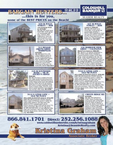 Coldwell Banker Real Estate Agent Ad