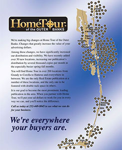 "Home Tour ""We're Everywhere"" Ad"