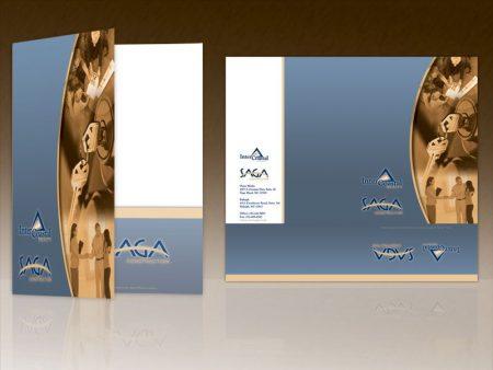Intercoastal Realty & SAGA Construction Presentation Folder