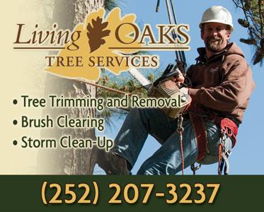 Living Oaks Magazine Ad