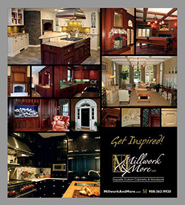 Millwork & More Magazine Ad