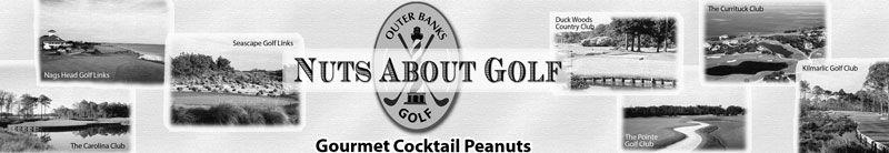 OBX Golf Branding
