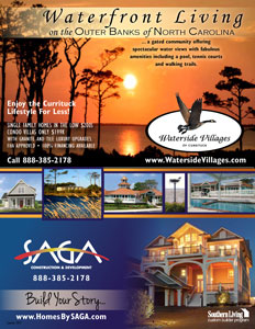 SAGA Construction Magazine Ad