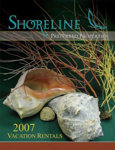 Shoreline OBX 2007 Rental Catalog