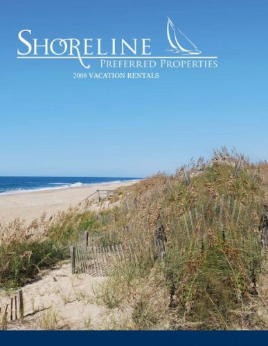 Shoreline OBX 2008 Rental Catalog
