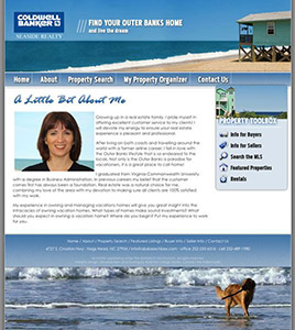 Lisa Strydom, Coldwell Banker Website